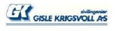 Gisle Krigsvoll logo